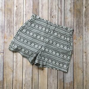 Gap High Waisted Shorts
